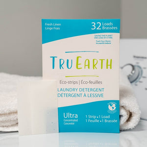 Tru Earth Laundry Detergent ~ Eco-Strips