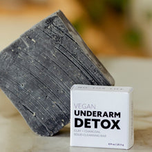 Load image into Gallery viewer, Underarm Detox Bar - Charcoal