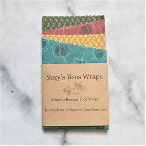 Bees Wraps Starter Pack