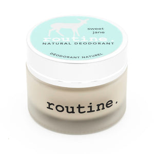 Routine - Natural Deodorant - Sweet Jane - 58ml