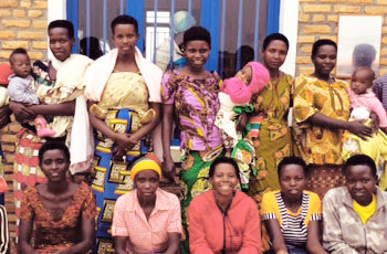 Braiding home with hope: Training and employing Burundi's refugee women.