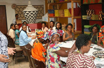 Visiting The Artisans In Kigali