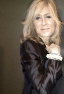 Actress Judith Light in Ivory Sky Bracelet