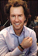 TOMS BLake Mycoskie in Born to Run Wrap