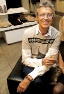 Broadway Star Tommy Tune in Born to Run Wrap