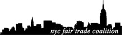 NYC Fair Trade logo