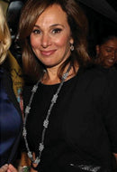 Good Day New York's Rosanna Scotto in Twilight Hope Necklace