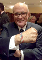 Rudy Giuliani in the Buzz Bracelet