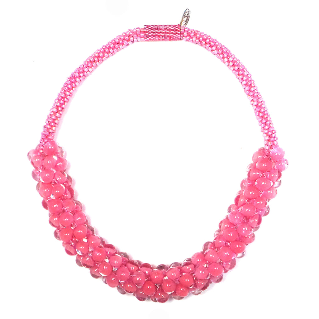 Pinky Swear Sky Necklace