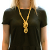 Honeycomb Hope Necklace