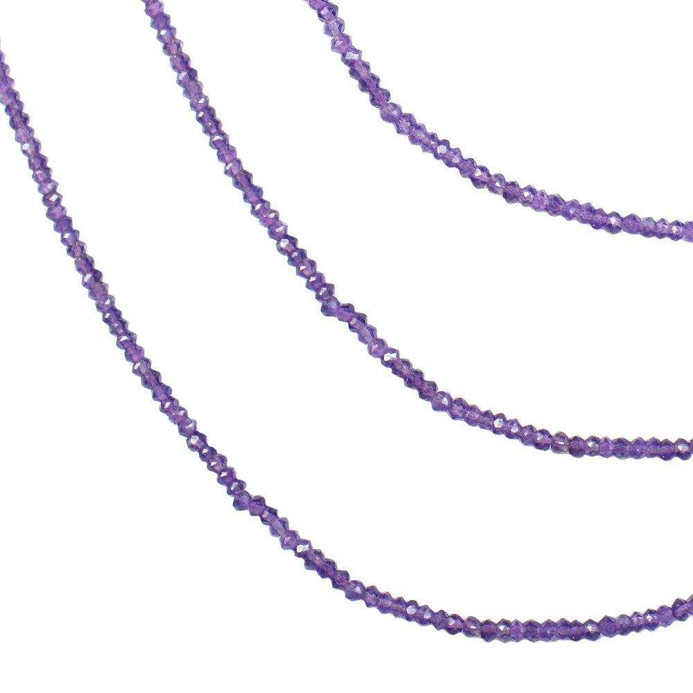 Amethyst Necklace from the Rare Gem Collection