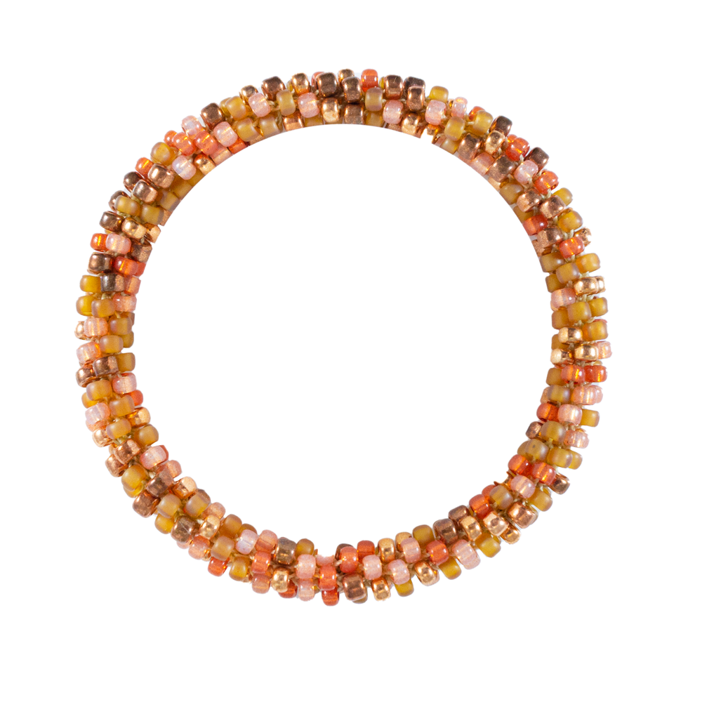 Autumn Sunset Prosperity Bracelet