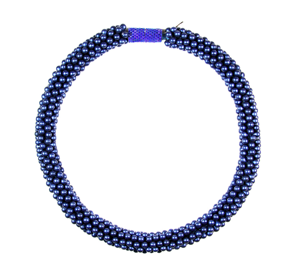Cobalt Bond Necklace