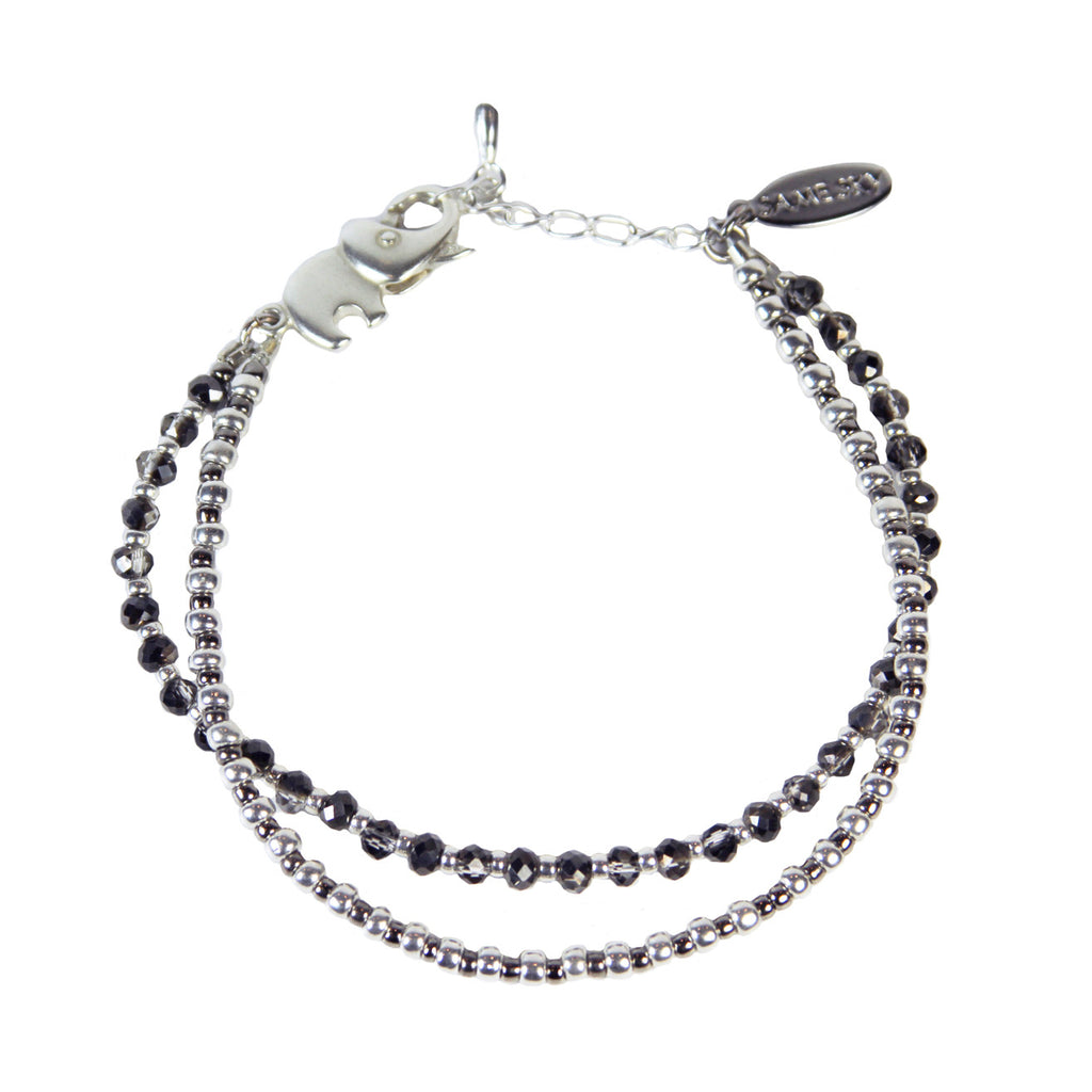 Elephant Benefit Bracelet from the Benefit Collection