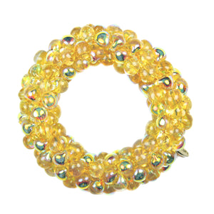 Iridescent Sky Bracelet in Kaleidoscope Gold from the Sky Collection