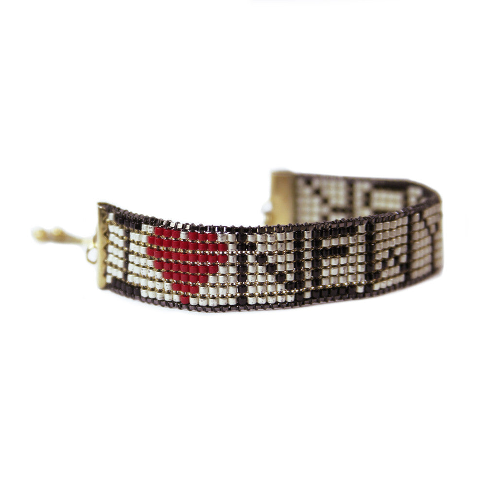 New York Postcard Bracelet from the Loom Collection