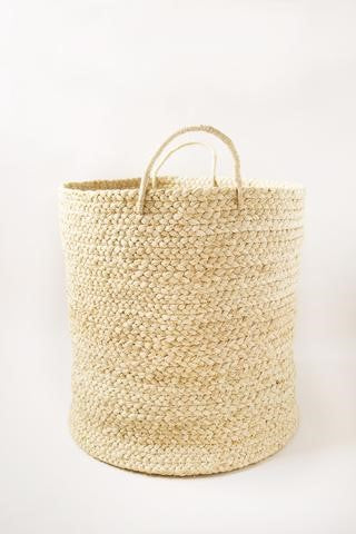 Large Raffia Bag