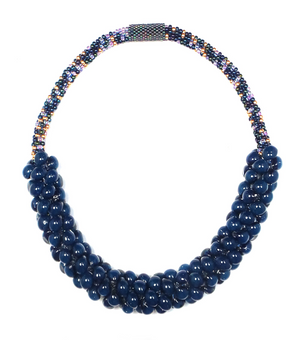Navy Sky Necklace