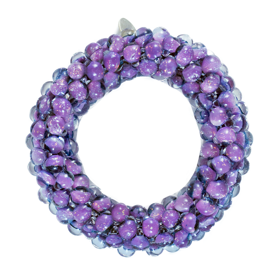 Purple Haze Sky Bracelet