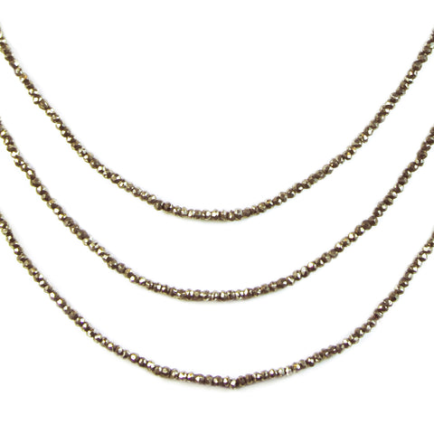 Sand Bond Necklace