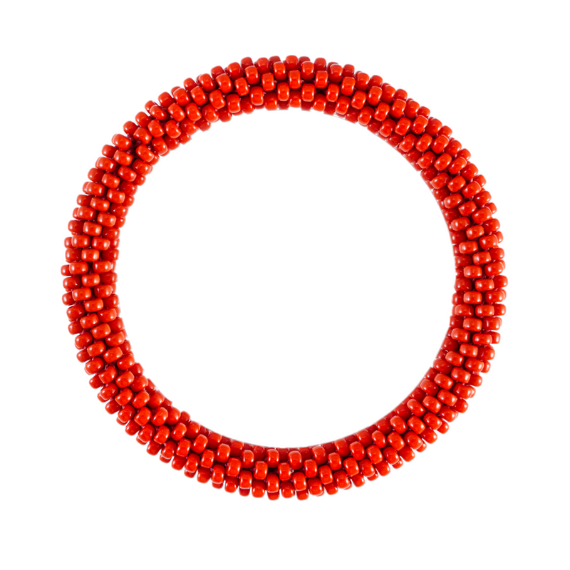 Vermillion Prosperity Bracelet