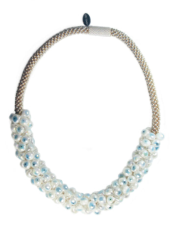 Bubbly Sky Necklace