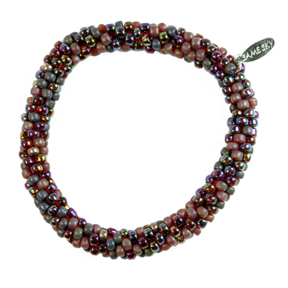 After Midnight Prosperity Bracelet in Wine Bar from the Prosperity Collection