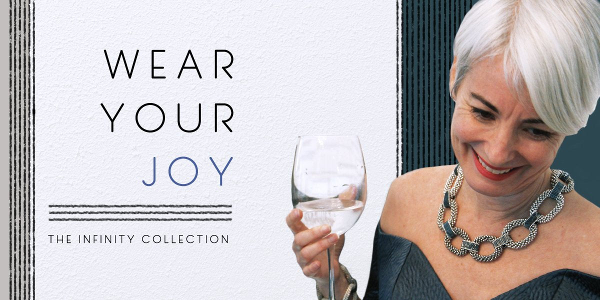 Wear your joy with the Infinity Collection.