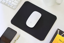 Load image into Gallery viewer, Genuine Leather Mouse Pad