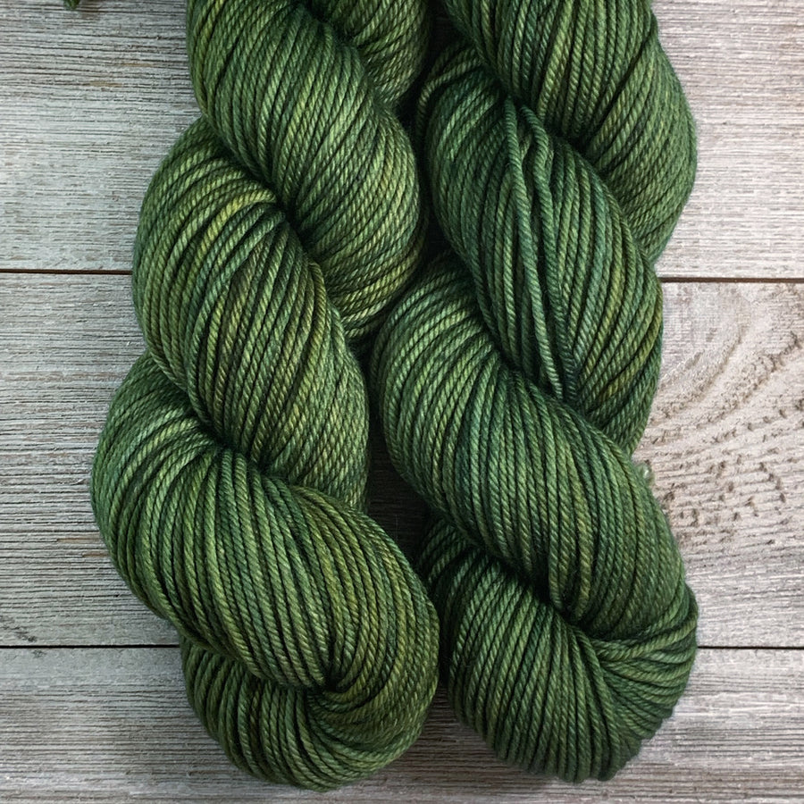 ww kashmir Olive Oyl, worsted weight merino and cashmere yarn
