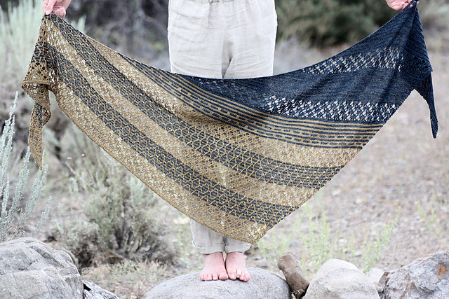 Harmonize Shawl Kit