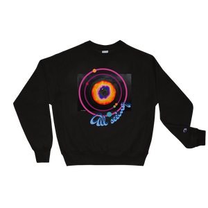 All Seeing Champion Sweatshirt