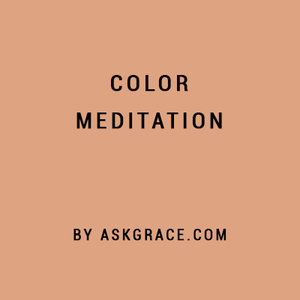 COLOR MEDITATION – The Starseed