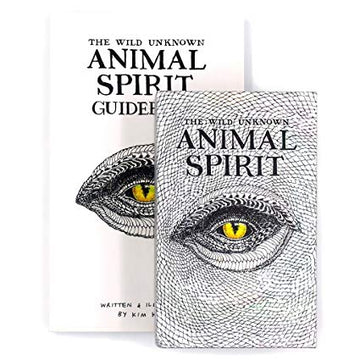 The Wild Unknown Animal Spirit Deck + Guidebook