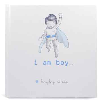'I Am Boy' Book