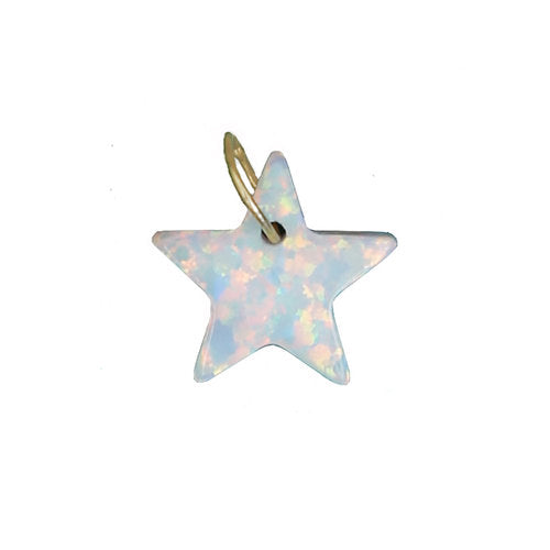 The Opal Star Necklace