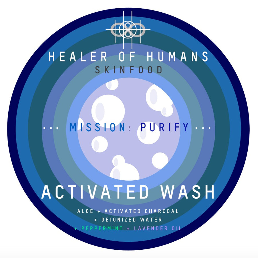 'Purify' Wash