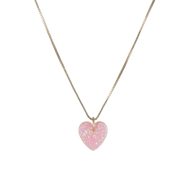 The Opal Heart Necklace