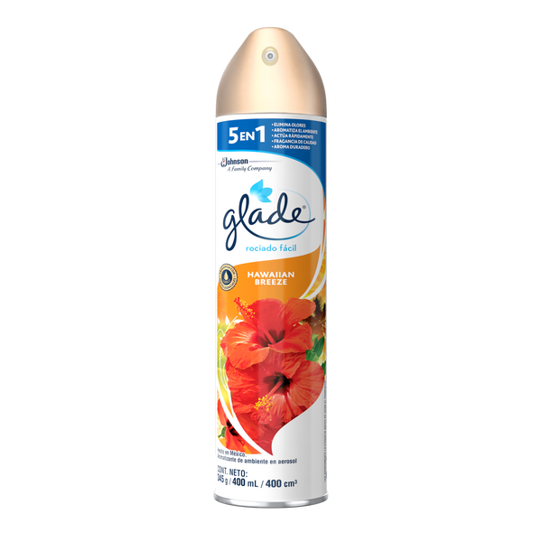Glade Spray Hawaiian Breeze- 400ml