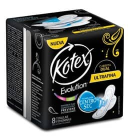 Kotex evolution ultrafina - 8 und