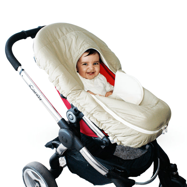 Cobertor de car seat Mr & Mrs