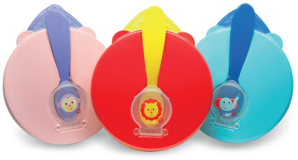 Plato y cuchara Fisher Price