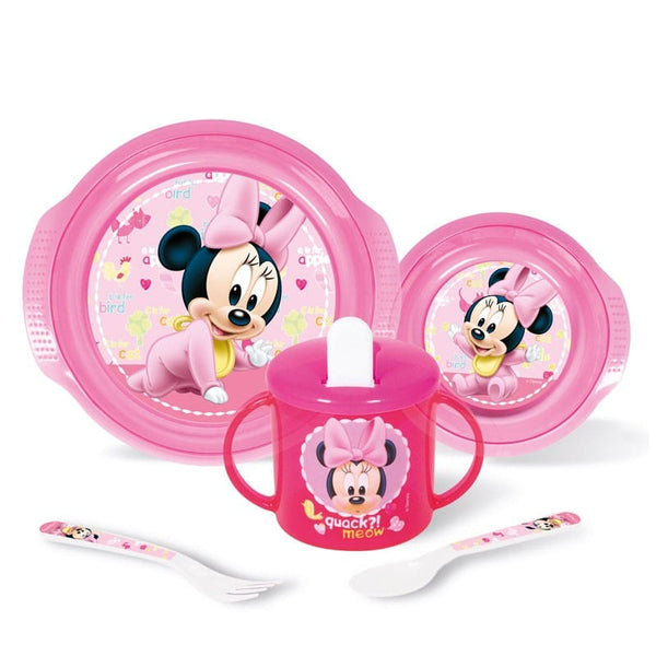 Vajilla Minnie Disney baby