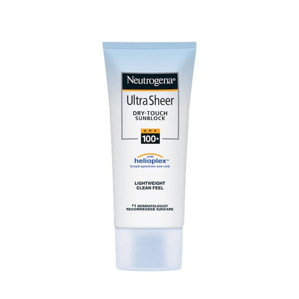 Neutrogena Protector Solar Ultra Sheer- FPS 100