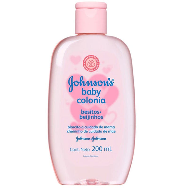 Colonia besitos Johnson's Baby 200 ml