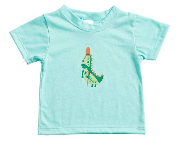 Camiseta niño dragon Monó