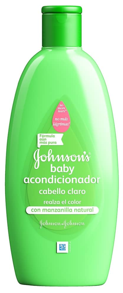 Acondicionador Manzanilla Johnson's Baby 400 ml