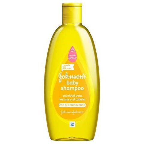 Shampoo original Johnson's Baby 200 ml