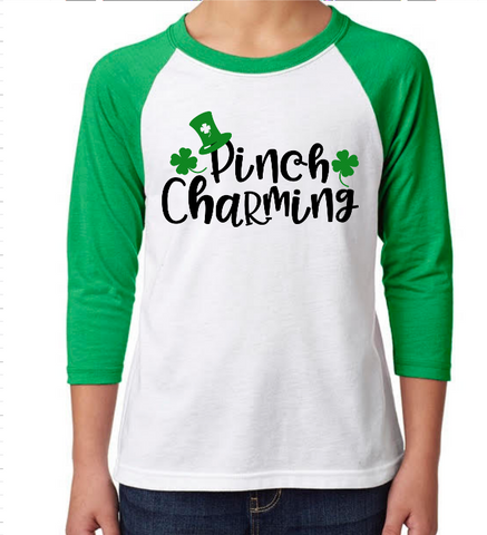 Youth Pinch Charming Shirt - Callie's Creations