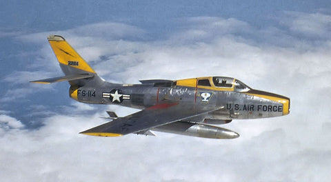F-84F Thunderstreak 1/5 scale